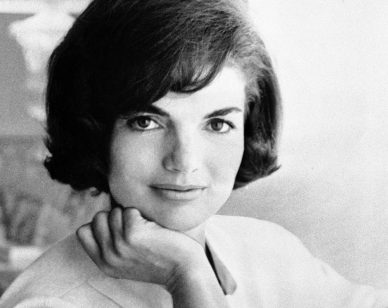 Jacqueline Kennedy Onassis, wife of the 35th President of the United States John F. Kennedy (Source: AP Photo/White House/Mark Shaw)