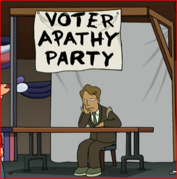 essays on voter apathy Voter apathy voter participation popular tags  let us find you essays on topic voter turnout for free send me essays .