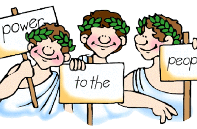 DC-Misc-Cartoon-Power-to-People-w-Men-in-Togas