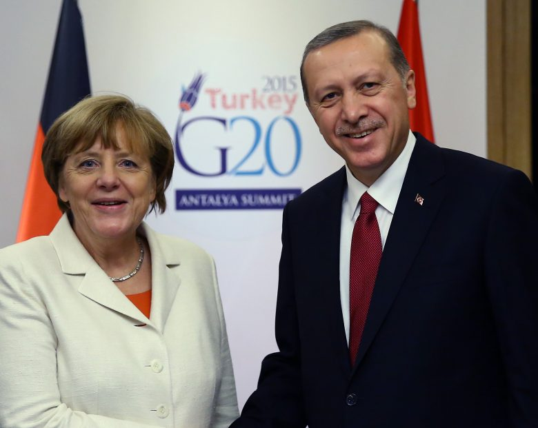Angela Merkel and Ergodan BPR Refugee Article 2