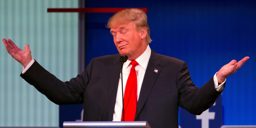 Donald Trump, a controversial 2016 presidential candidate for the United States. Source: Alabama Today