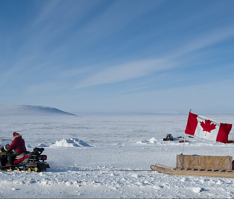 canadian arctic sovereignty essay Canada and nato essay sample pages: 12  the canadian arctic was obviously to be a front line in any  canada's claims to sovereignty over the high arctic,.