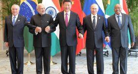 China's President Xi Jinping with BRICS leaders during a G20 summit Retrieved from: en.kremlin.ru