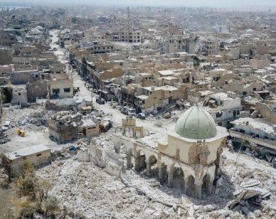 CNN - Post-war Mosul