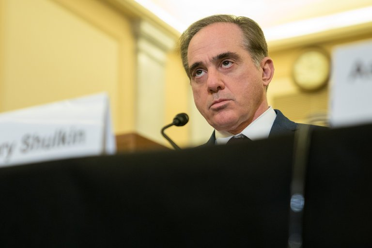 David Shulkin, the former secretary of veterans affairs has been trapped in a partisan divide between the Trump Administration and Democrats on the hill.