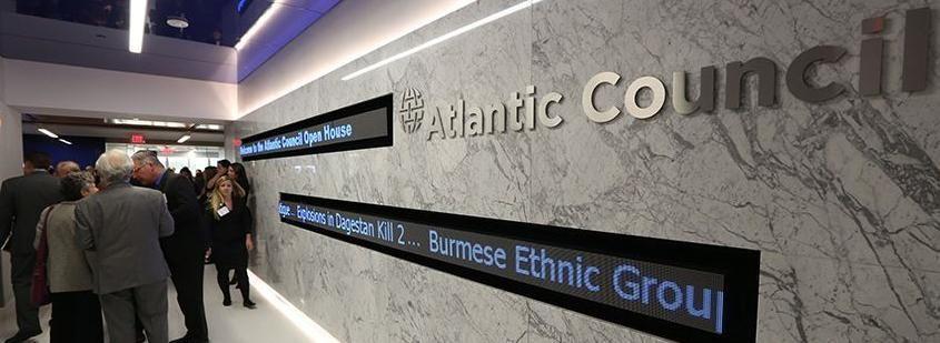 The Atlantic Council's headquarters in Washington D.C. Source: Glassdoor