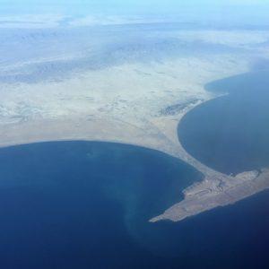 Gwadar, deep-sea port in southern Pakistan