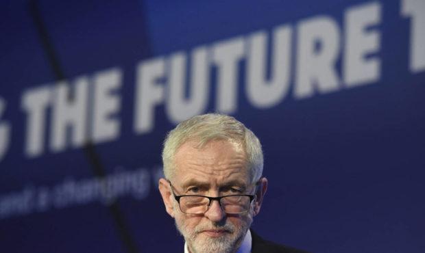 Labour Party leads Jeremy Corbyn. Source: Stefan Rousseau/PA via AP