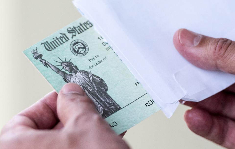 Picture of Stimulus Check