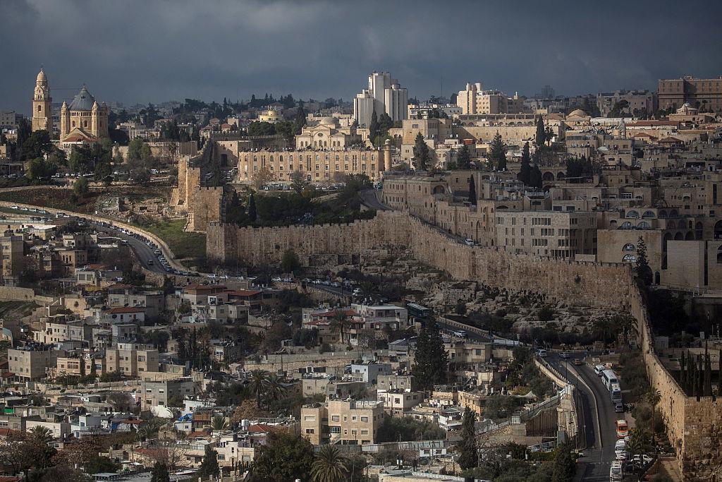 Old City View, Jerusalem